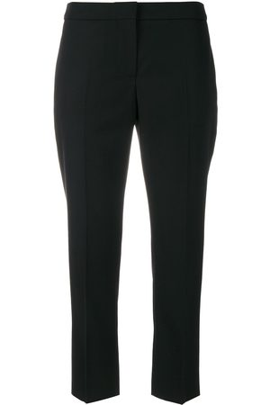Alexander McQueen Women Formal Trousers - Cropped tailored trousers