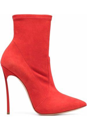Casadei Women Heels - Blade stiletto boots