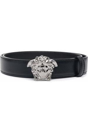 VERSACE Medusa-plaque buckle belt