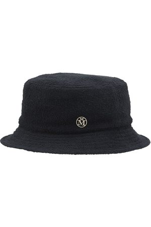 Le Mont St Michel Jason Reversible Cotton Blend Hat
