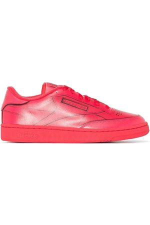 Reebok Project 0 Club C leather sneakers