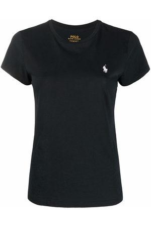 Polo Ralph Lauren Women Polo Shirts - Polo Pony cotton T-shirt