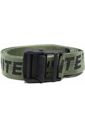 OFF-WHITE Industrial-strap fabric belt