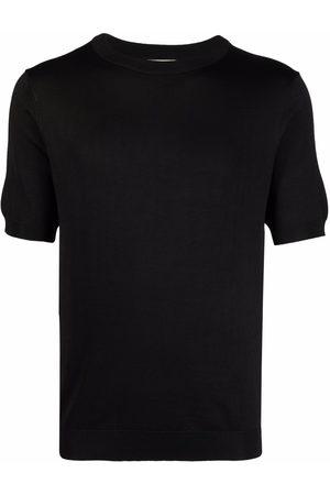 Sandro Men Short Sleeve - Round neck short-sleeved T-shirt