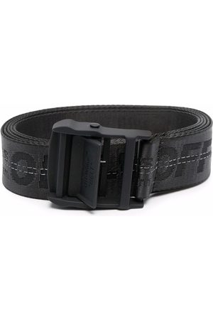 OFF-WHITE Belts - Industrial-strap fabric belt