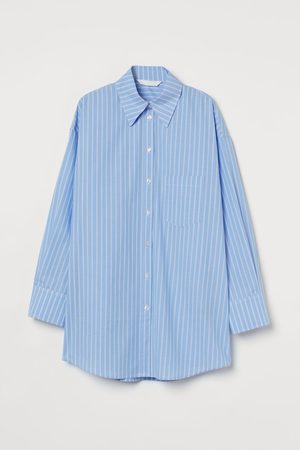 H&M Relaxed-fit cotton shirt