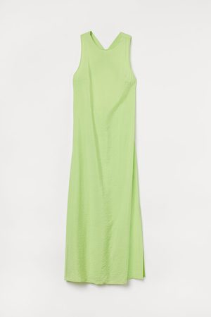 H&M Slit-detail dress