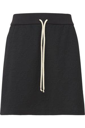 Gucci Women Mini Skirts - Jersey Mini Skirt