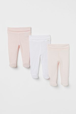 H&M 3-pack trousers