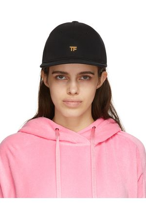 TOM FORD Canvas 'TF' Cap