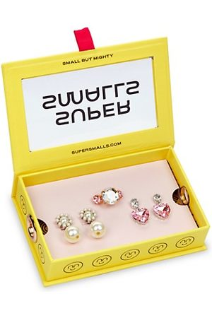 Super Smalls Girls Earrings - Garden Party Mixed Jewelry Set