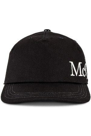 Alexander McQueen Hat in & Ivory