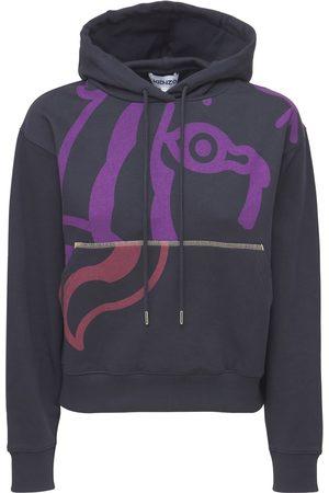KENZO K-tiger Cotton Sweatshirt Hoodie