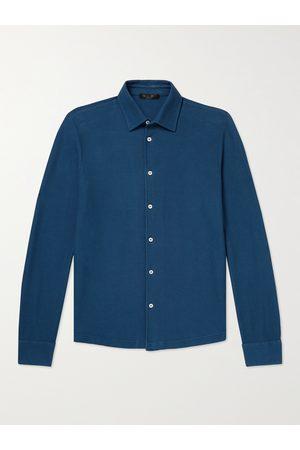 Loro Piana Cotton-Piqué Shirt