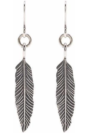 EMANUELE BICOCCHI Men Earrings - Feather earrings