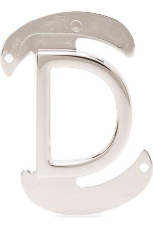 Salvatore Ferragamo Men Belts - D interchangeable belt buckle