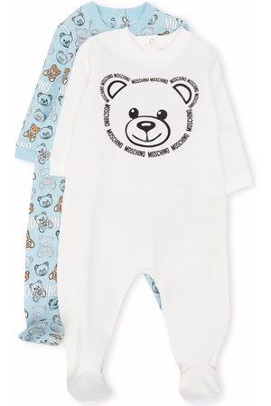 Moschino Teddy bear pyjama set