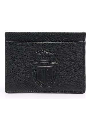 BILLIONAIRE Men Wallets - Embossed-logo leather cardholder