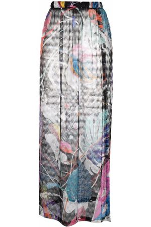 Missoni Abstract-pattern beach cover-up