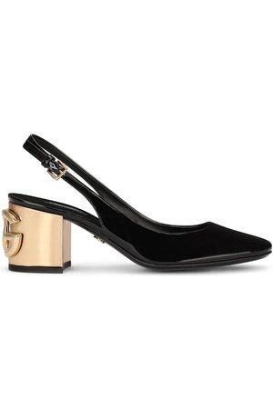 Dolce & Gabbana DG block heel pumps