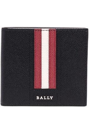 Bally Trasailt striped wallet