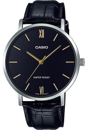 Casio Enticer Men Black Dial Analog Watch MTP-VT01L-1BUDF - A1615