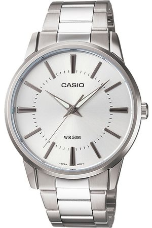 CASIO Enticer Men Silver Analogue watch A494 MTP-1303D-7AVDF