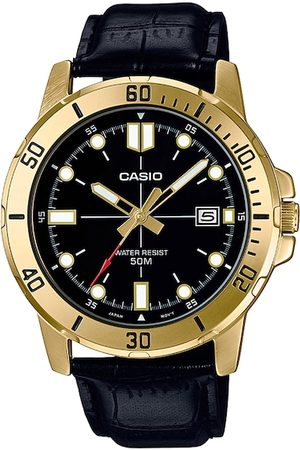 Casio Enticer Men Black Dial Analog Watch MTP-VD01GL-1EVUDF - A1369