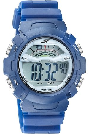 Sonata Men Grey Digital Watch 77109PP03