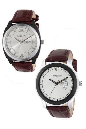 TIMESMITH Men Set Of 2 Analogue Watches TSC-002-003x
