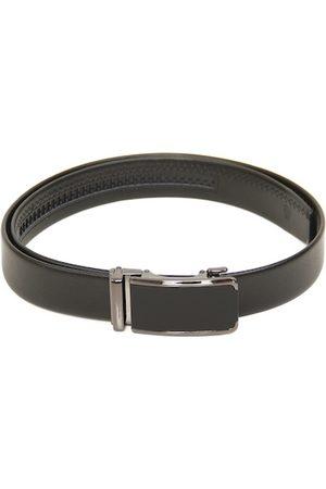 Calvadoss Men Black PU Belt
