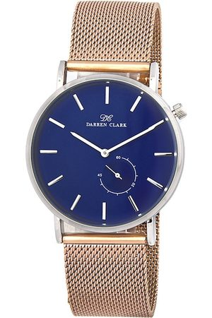DARREN CLARK Men Blue Analogue Watch 11013-SZ-04