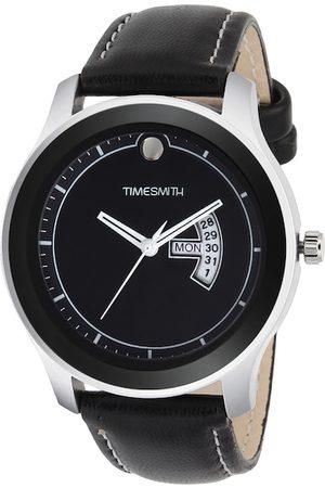 TIMESMITH Men Black Analogue Watch TSC-004
