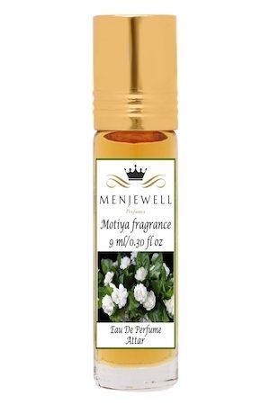 Menjewell Motiya Fragrance Attar Perfume - 9 ml