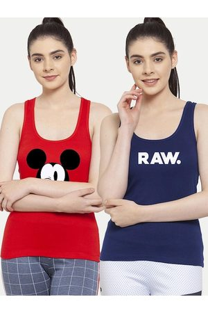 Friskers Red Tank Top