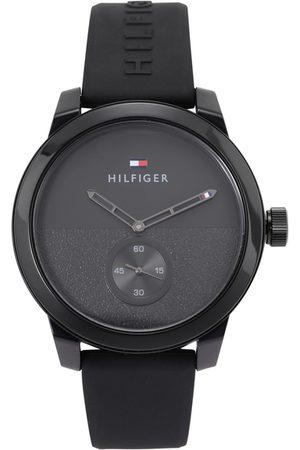 Tommy Hilfiger Men Black Analogue Watch TH1791802W