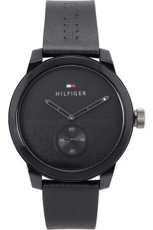 Tommy Hilfiger Men Black Analogue Watch TH1791800W