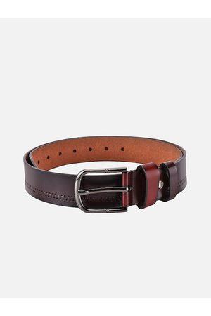 BuckleUp Men Brown Belt