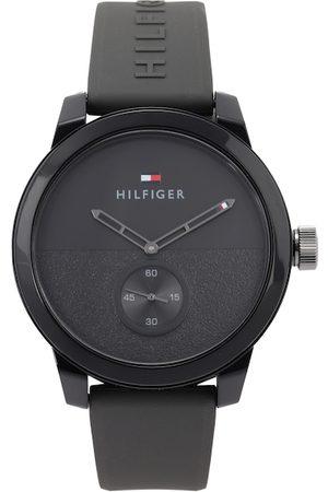 Tommy Hilfiger Men Black Solid Analogue Watch TH1791804W