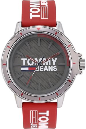 Tommy Hilfiger Men Grey Patterned Analogue Watch TH1791826W