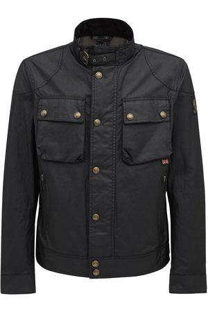 Belstaff Racemaster Cotton Blend Jacket