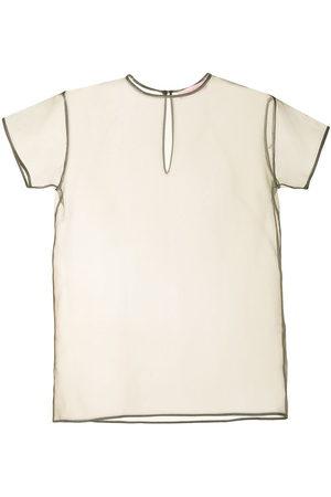 Matthew Williamson Women Short Sleeve - Lightweight silk short-sleeved top
