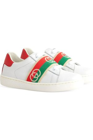 Gucci Girls Sneakers - Ace Interlocking G sneakers