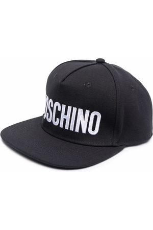 Moschino Men Hats - Logo-print flat cap