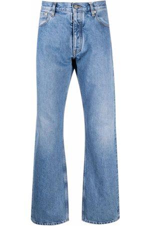 Maison Margiela Men Bootcut & Flares - Mid rise bootcut jeans