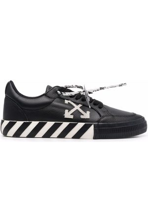 OFF-WHITE LOW VULCANIZED CALF LEATHER WHITE