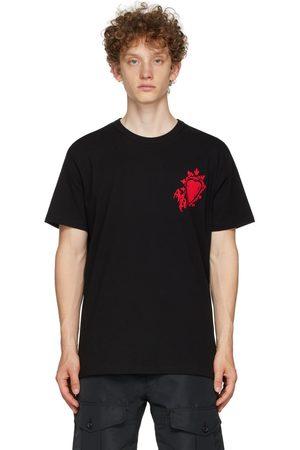 Alexander McQueen Painted Heart T-Shirt