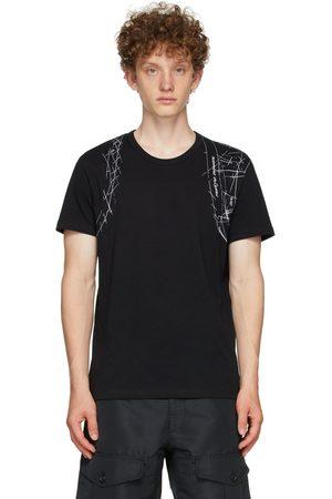 Alexander McQueen Printed Harness T-Shirt