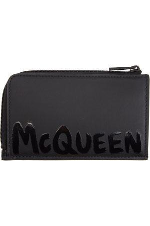 Alexander McQueen Zip Card Holder
