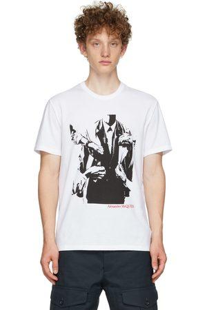 Men Short Sleeve - Alexander McQueen Atelier Print T-Shirt